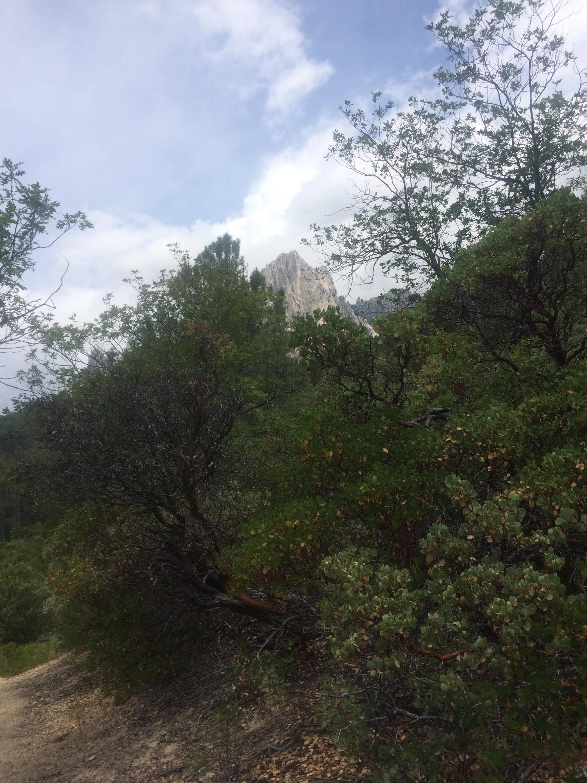 Castle Crags!