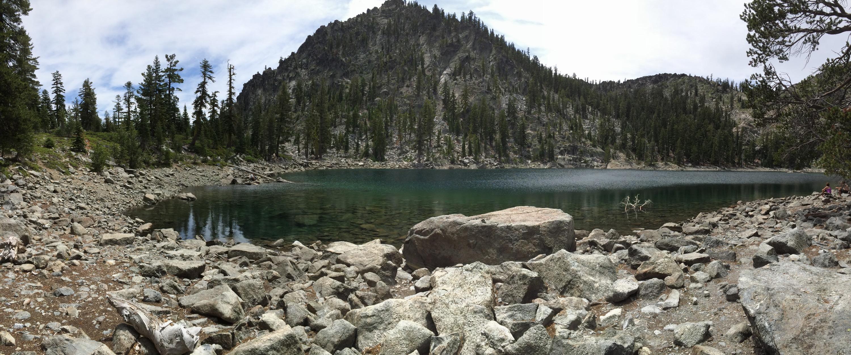 Porcupine Lake!